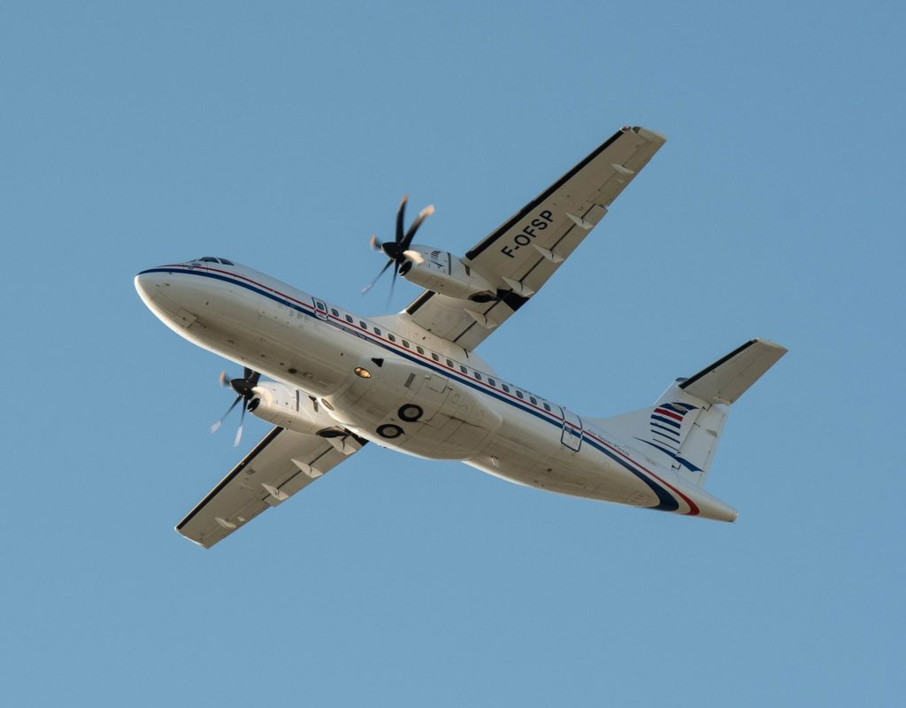 F-OFSP Air Saint-Pierre ATR 42-500