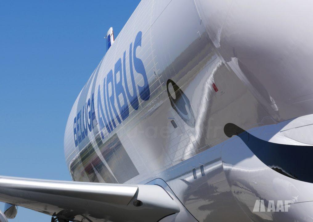 1er Airbus BelugaXL F-WBXL