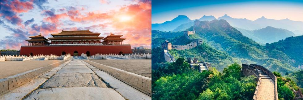 Vues de Chine
