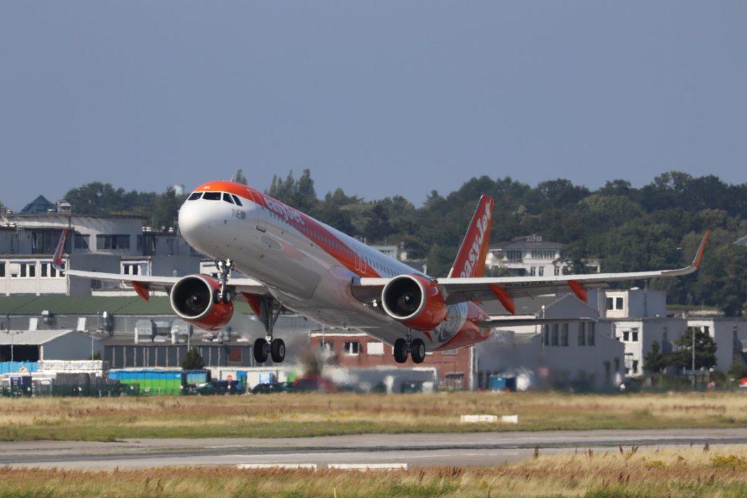 G-UZMA le 1er A321neo easyJet