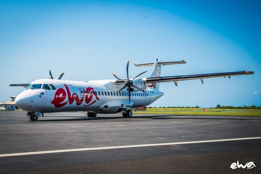 ATR72-500 EWA Air