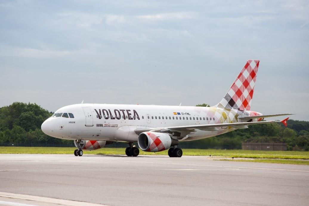 Airbus A319 Volotea / EI-FML
