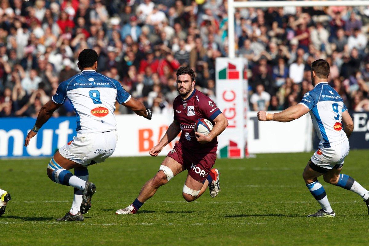 HOP! sponsor du Rugby français