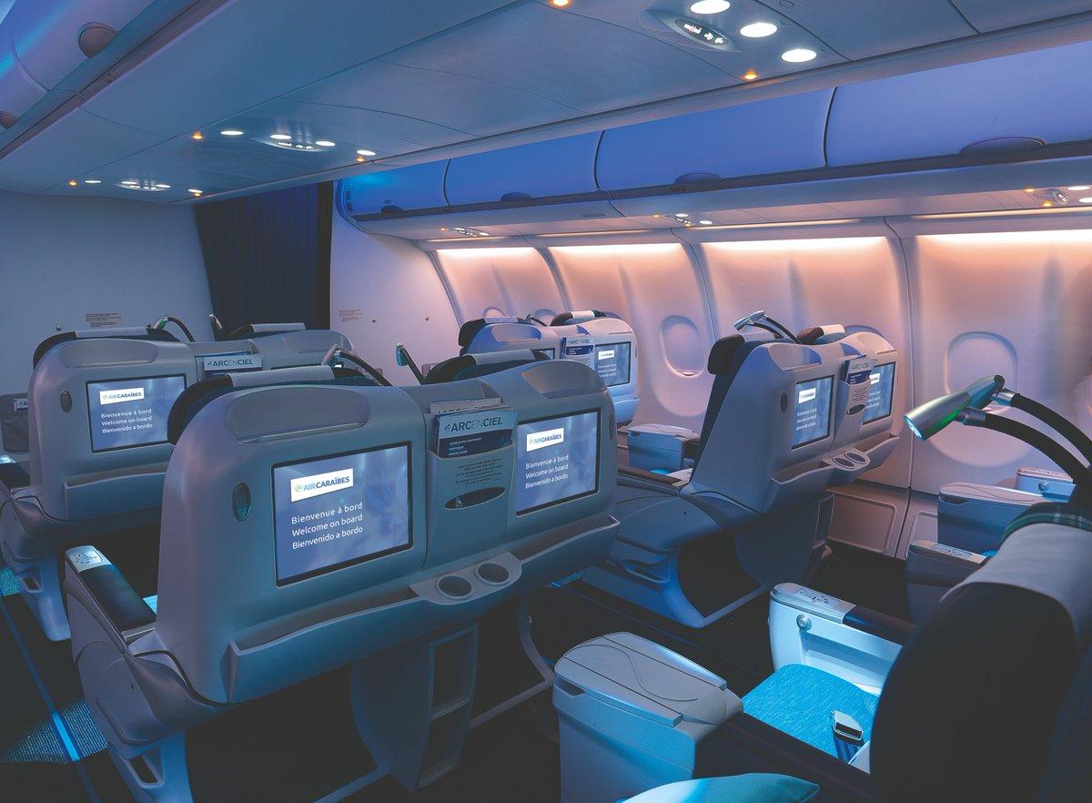 siège Affaires de la classe Madra Air Caraïbes