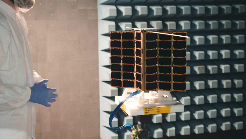 CubeSats Spire