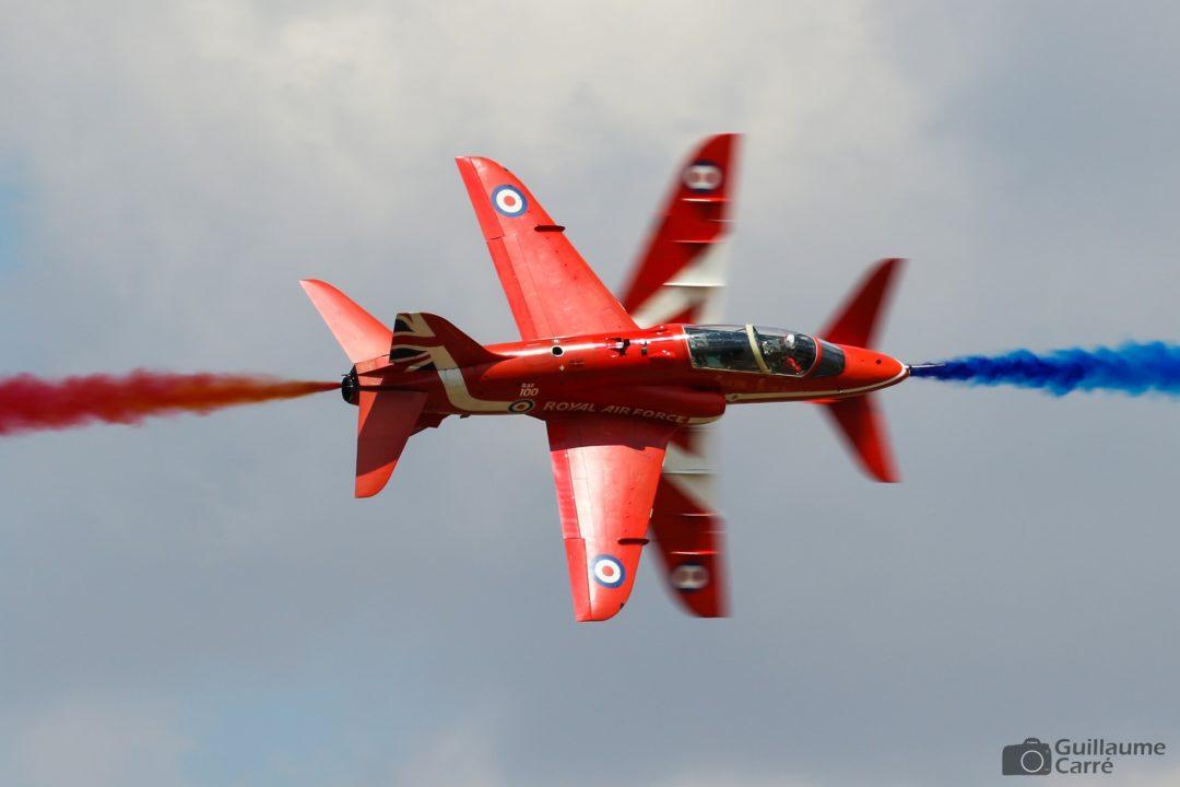 Hawk - Red Arrows - RAF at The Royal International Air Tattoo 2018