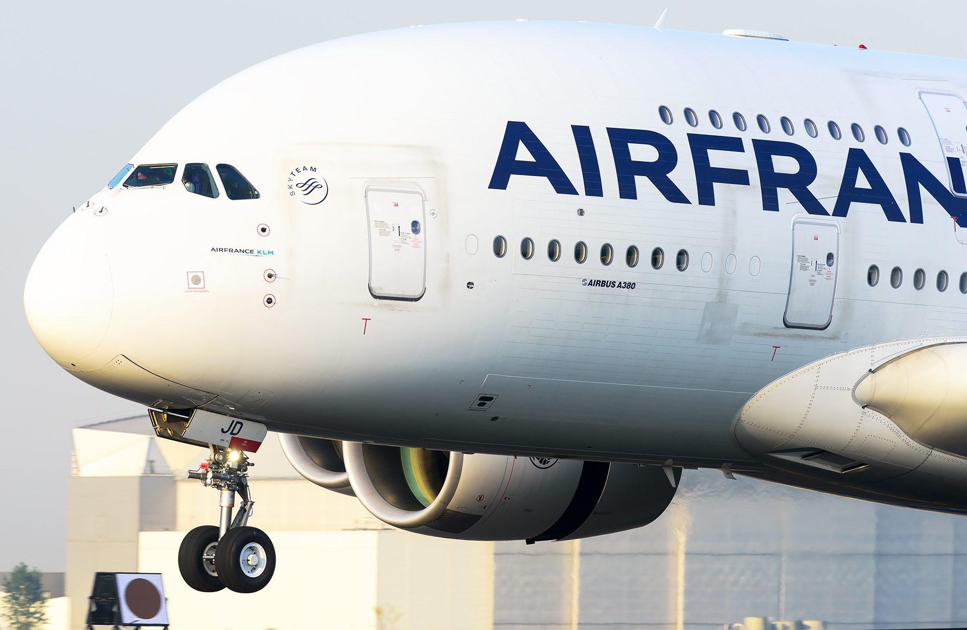 F-HPJD A380 AIR FRANCE