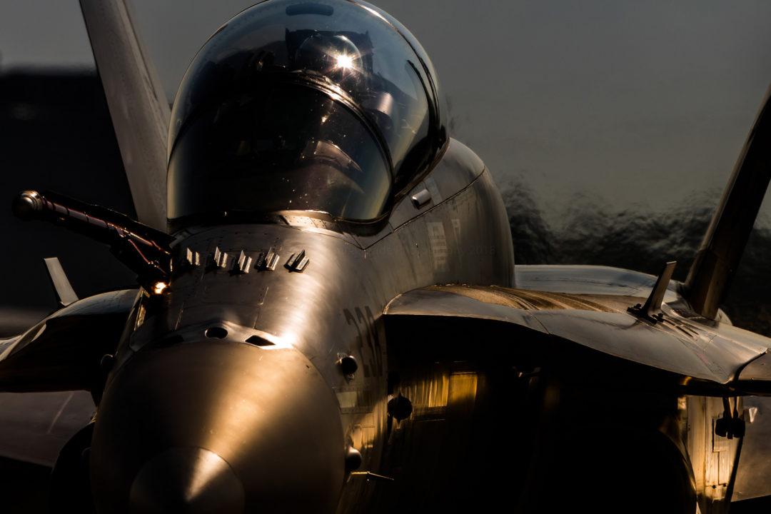 Swiss Air Force F/A-18 Hornet