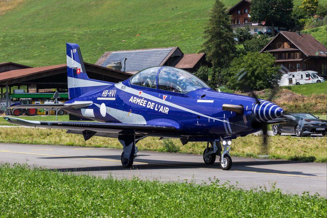 PC21 de l'Armée de l'Air française / Air Force French Air Force PC-21's