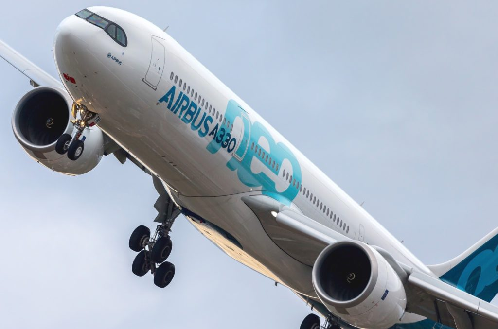 """Tango November"" Airbus A330-941 NEO"