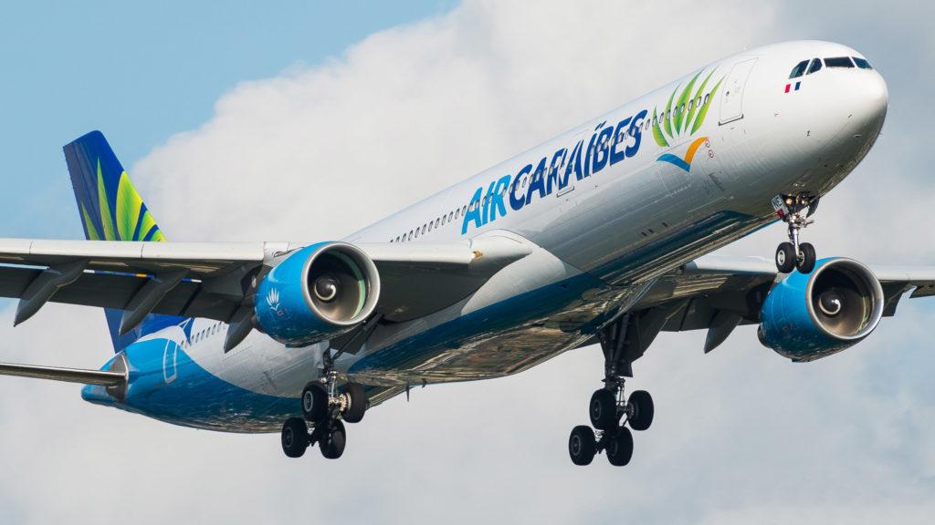 A330-330 Air Caraïbes F-OONE