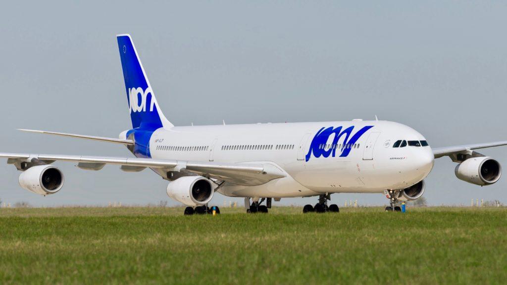 Airbus A340-313 JOON F-GLZP