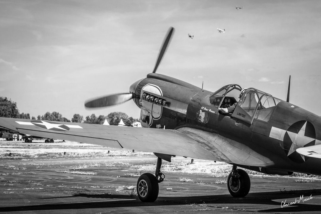 Curtiss P40