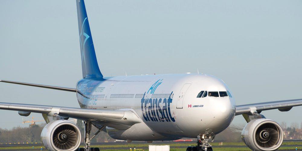 Airbus A330-342 Air Transat