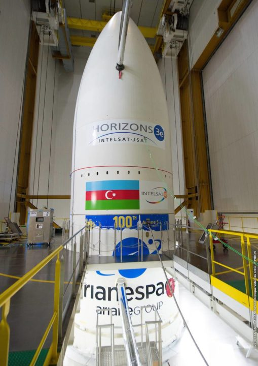 La coiffe d'Ariane 5