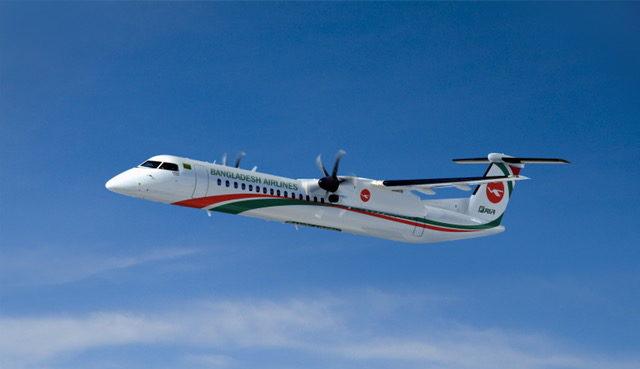 Q400 Biman Bangladesh Airlines