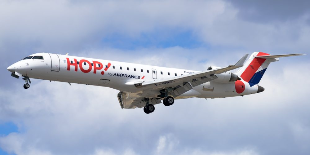 HOP! Air France - CRJ 700 Bombardier