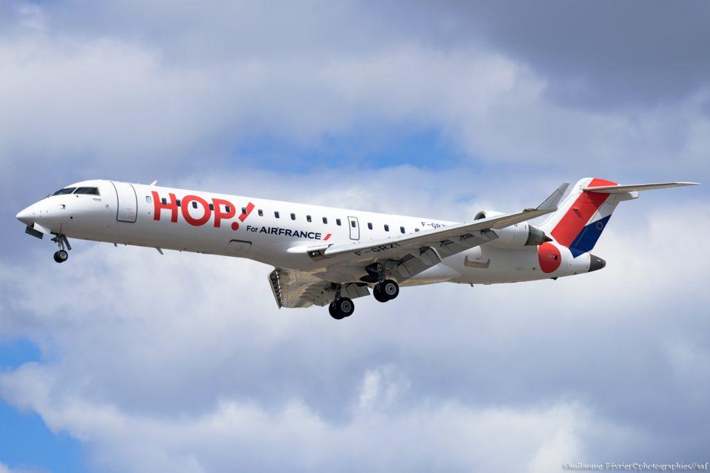 HOP! Air France - CRJ 700 Bombardier