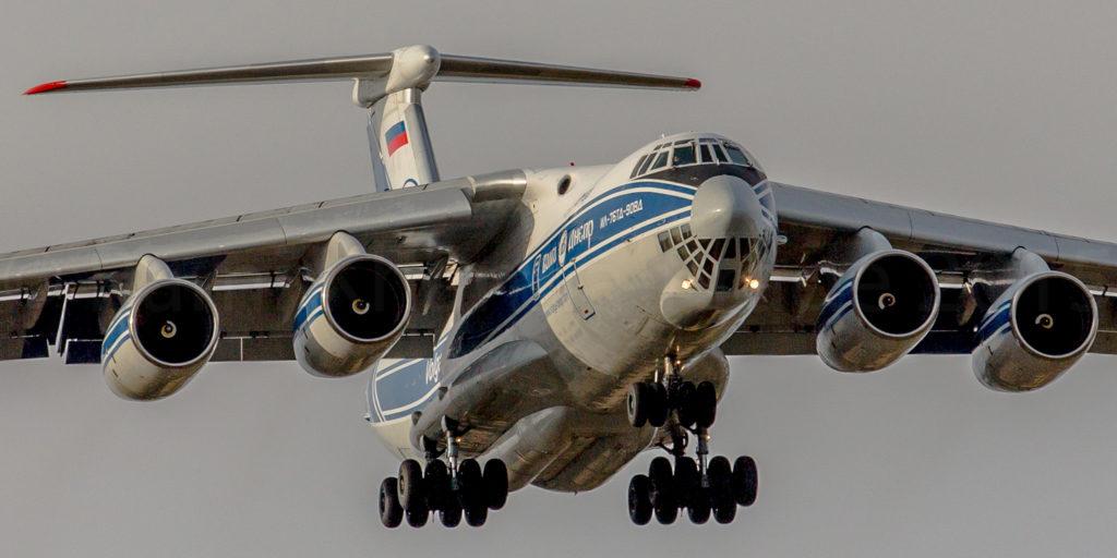 Volga-Dnepr Il-76TD-90VD