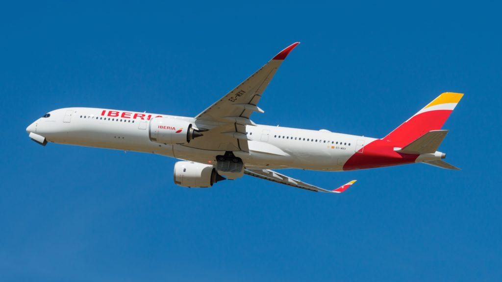 Airbus A350-941 Iberia EC-MXV
