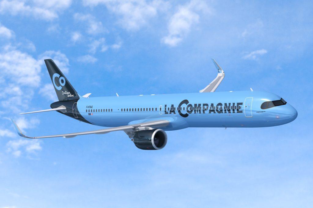 A321neo La Compagnie