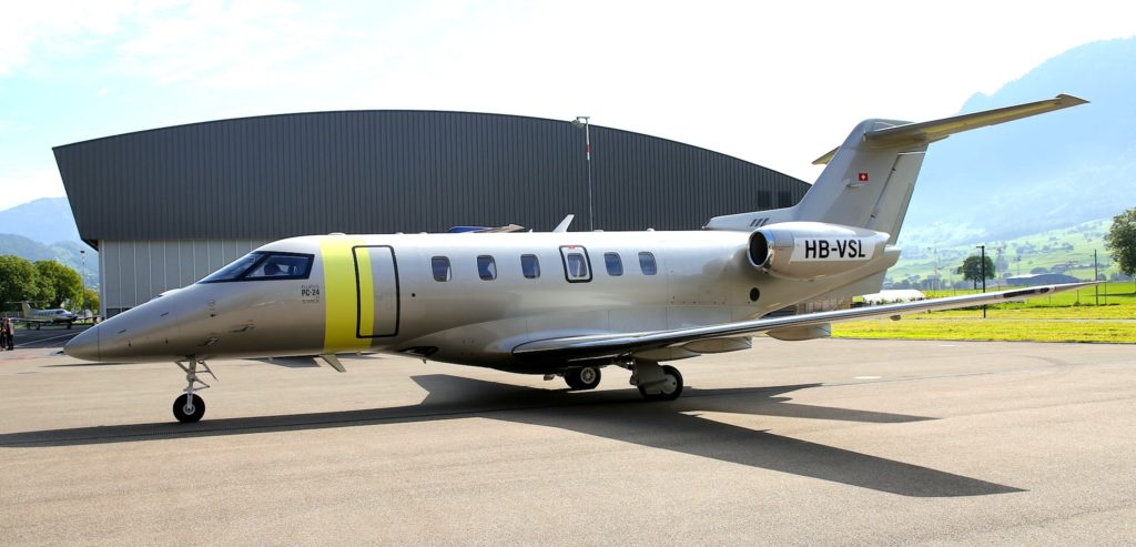 Pilatus PC-24 JetFly - MSN 111