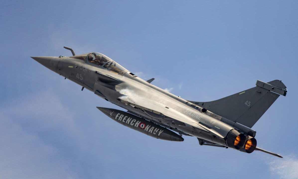 Rafale M - Marine Nationale