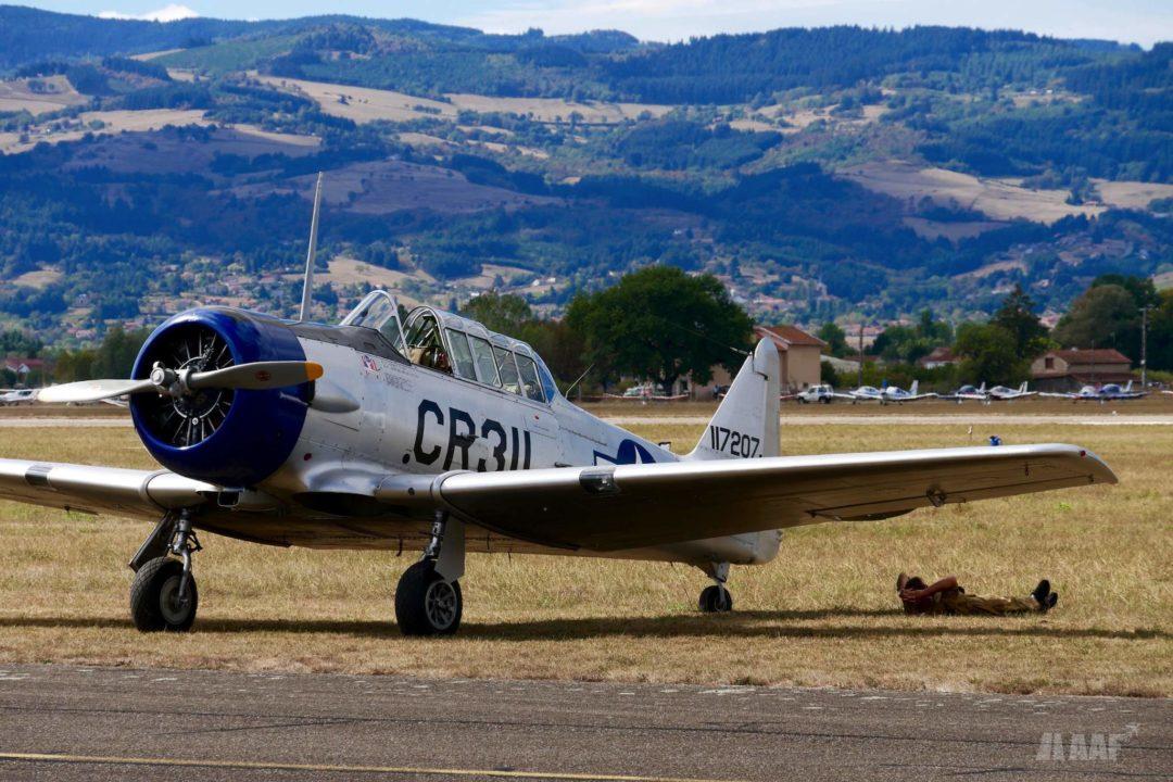 North American T6