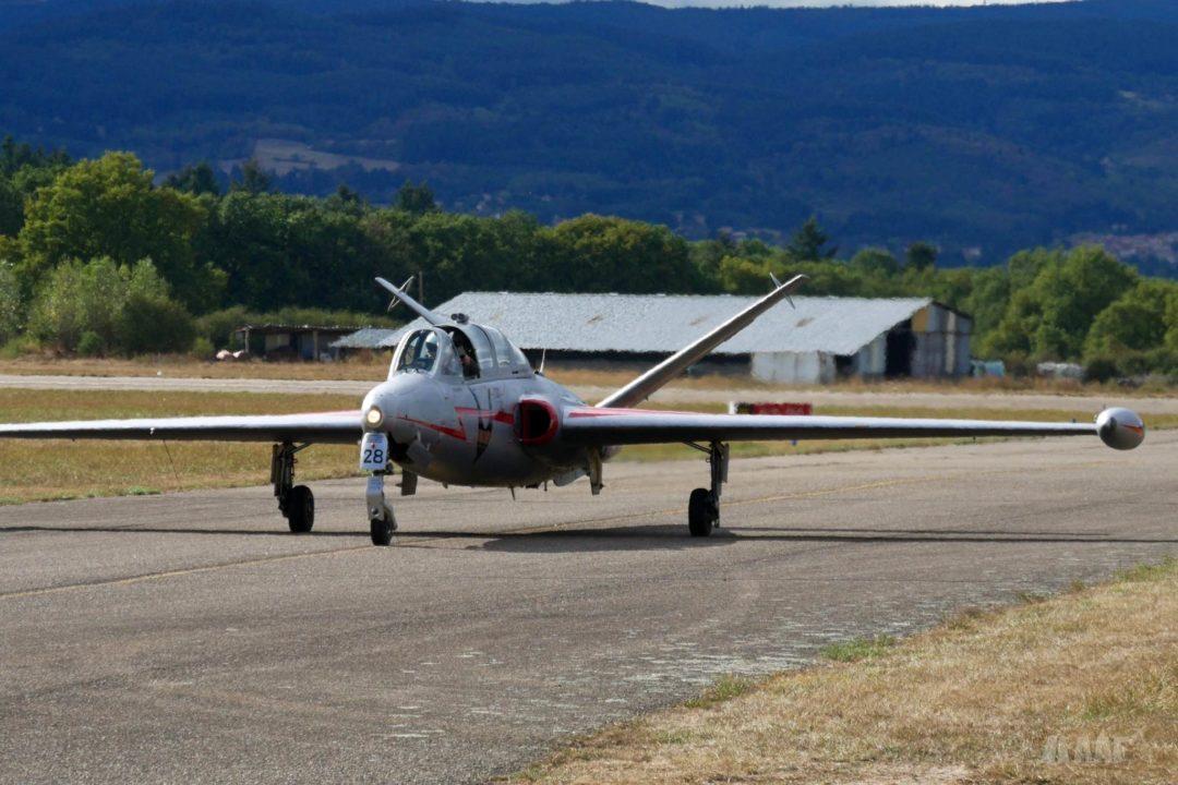 Fouga CM-170 Zéphyr