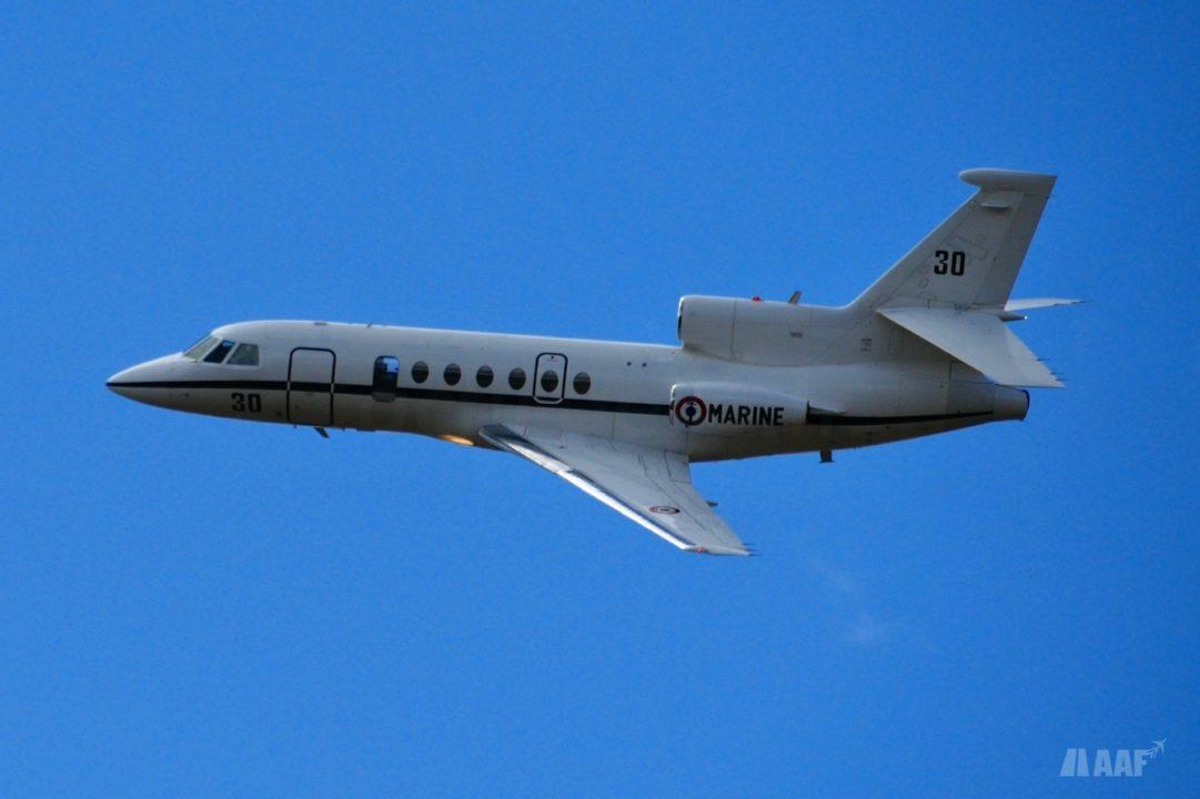 Dassault Falcon 50 Surmar - Marine Nationale