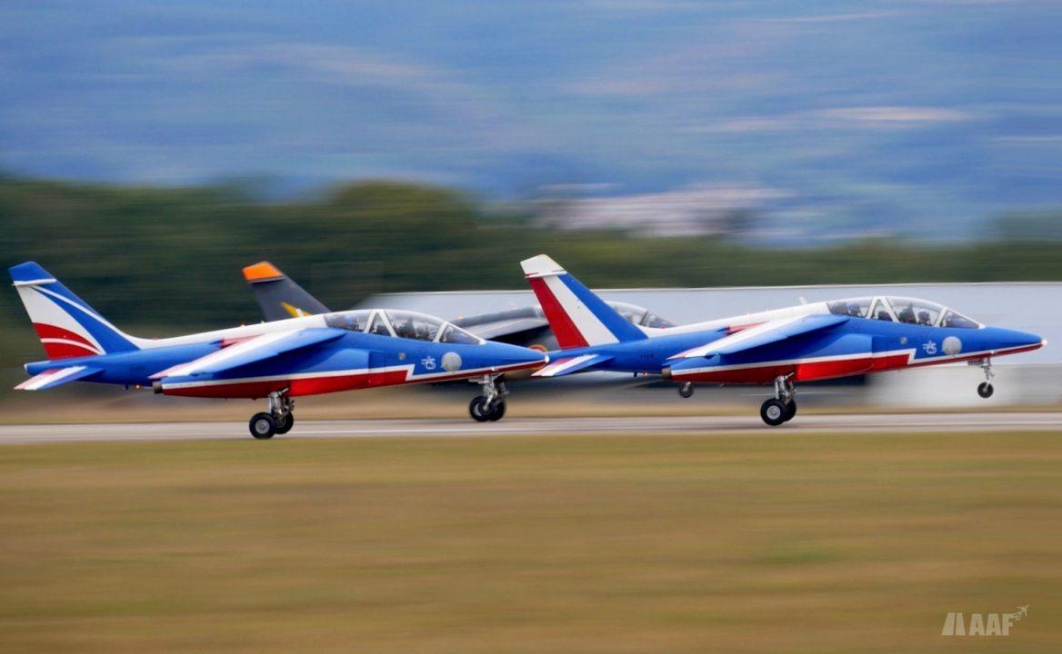 3 Alphajet - Avions Marcel Dassault-Breguet Aviation (AMD-BA) - Dornier