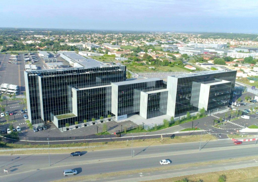 Nouveau siège de STELIA Aerospace à Toulouse