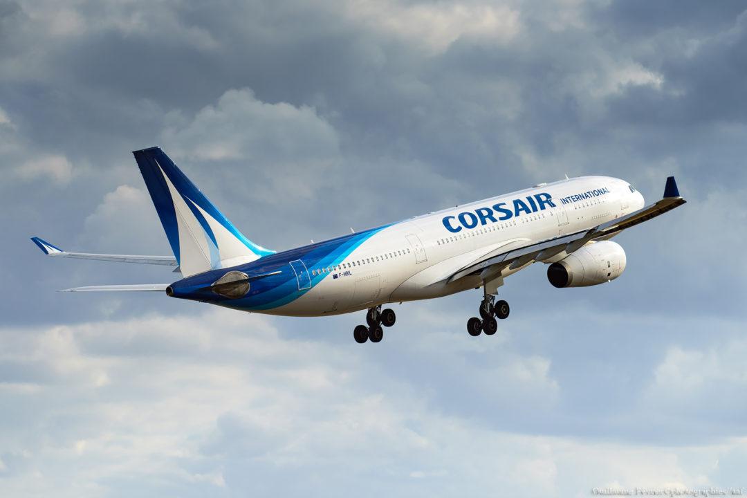 F-HBIL, A330 Corsair