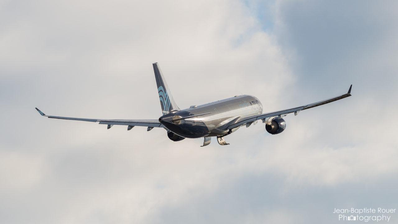 F-HTAC, A330 Aigle Azur