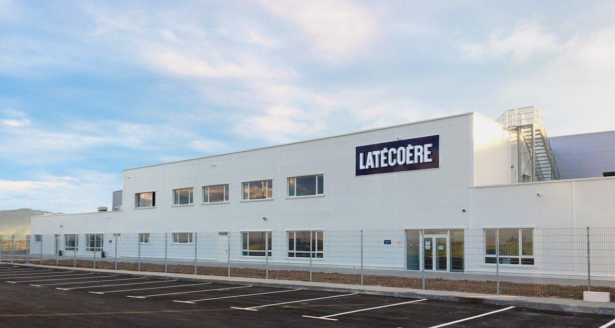 La nouvelle usine Latécoère à Plovdiv, en Bulgarie