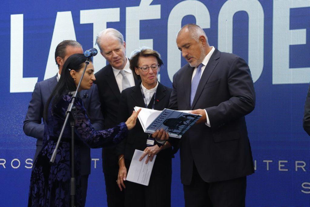 Inauguration de la nouvelle usine à Plovdiv, en Bulgarie