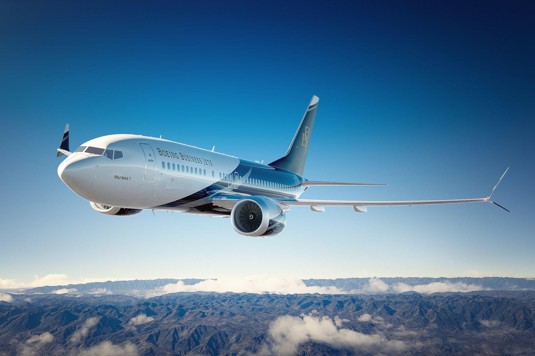 BBJ 737 MAX