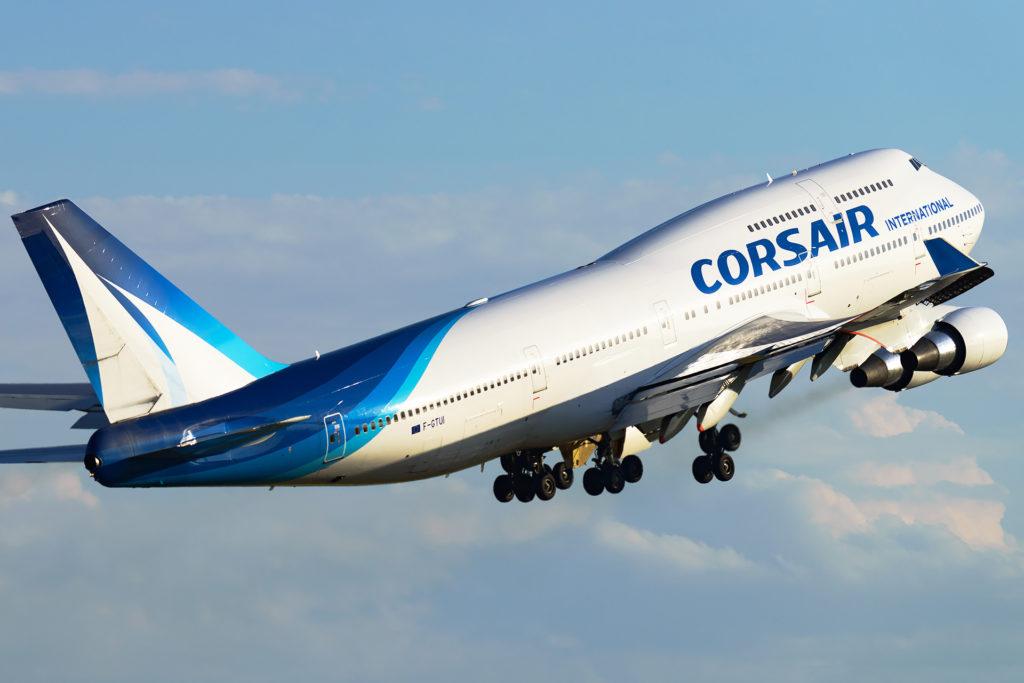 Boeing 747-400 Corsair