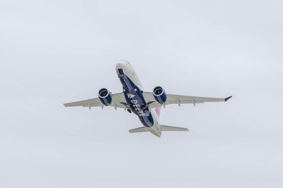1er A220-100 destiné à Delta Air Lines