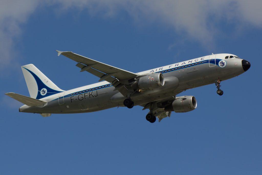 A320 Air France / F-GFKJ
