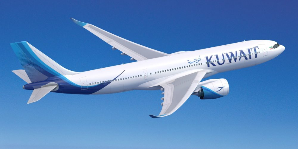 Airbus A330-800 Kuwait Airways