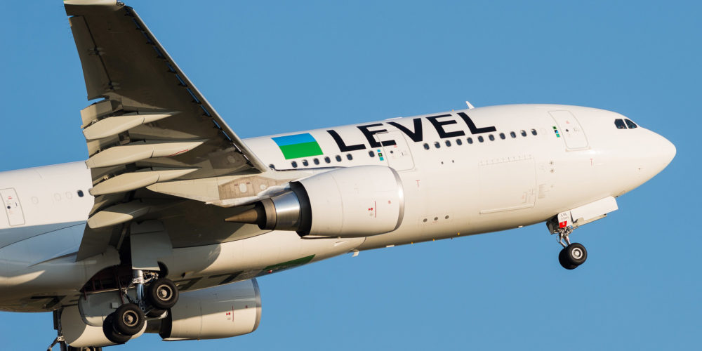 Airbus A330-202 LEVEL F-HLVL