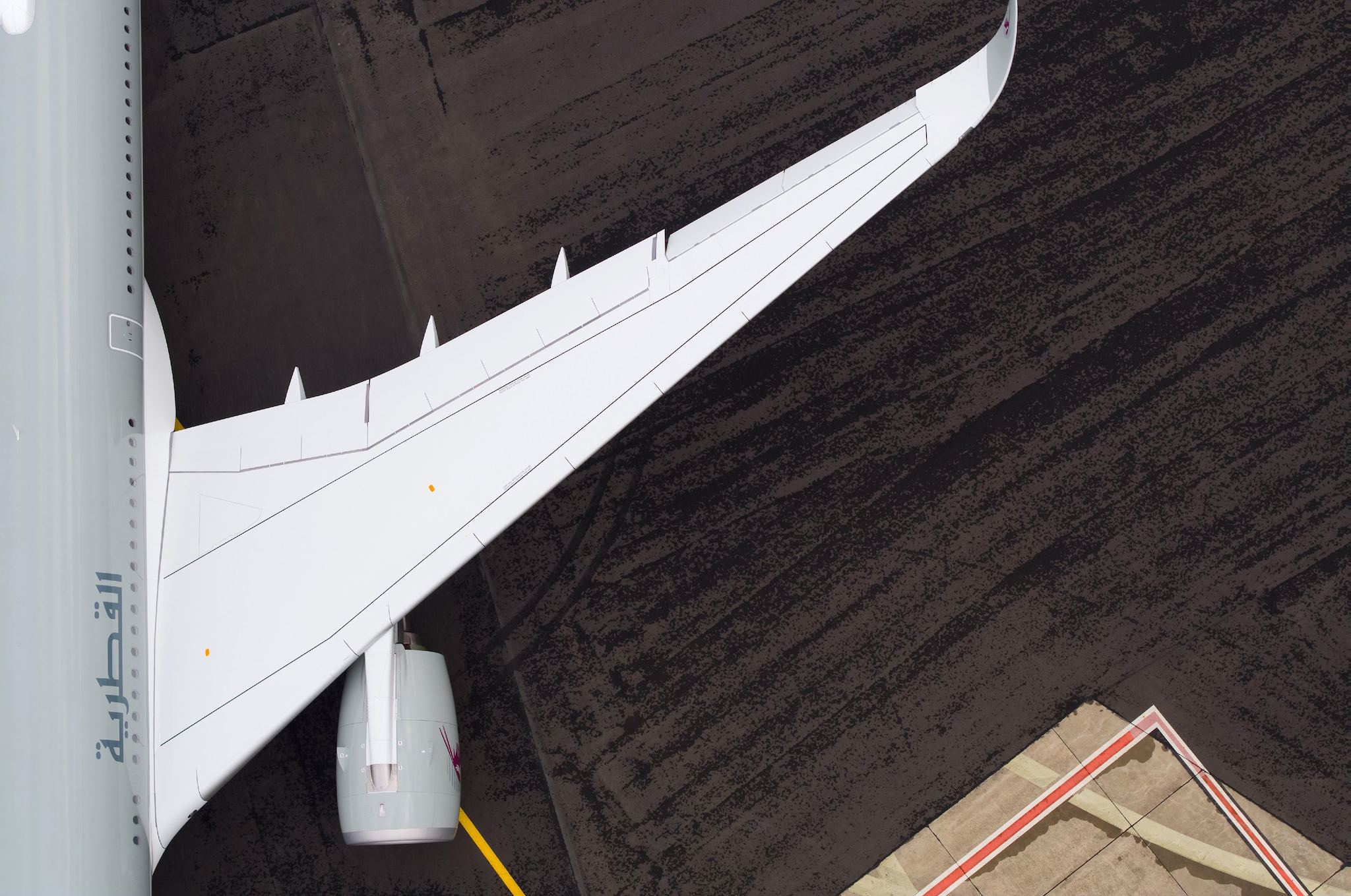 Airbus A350-1000 Qatar