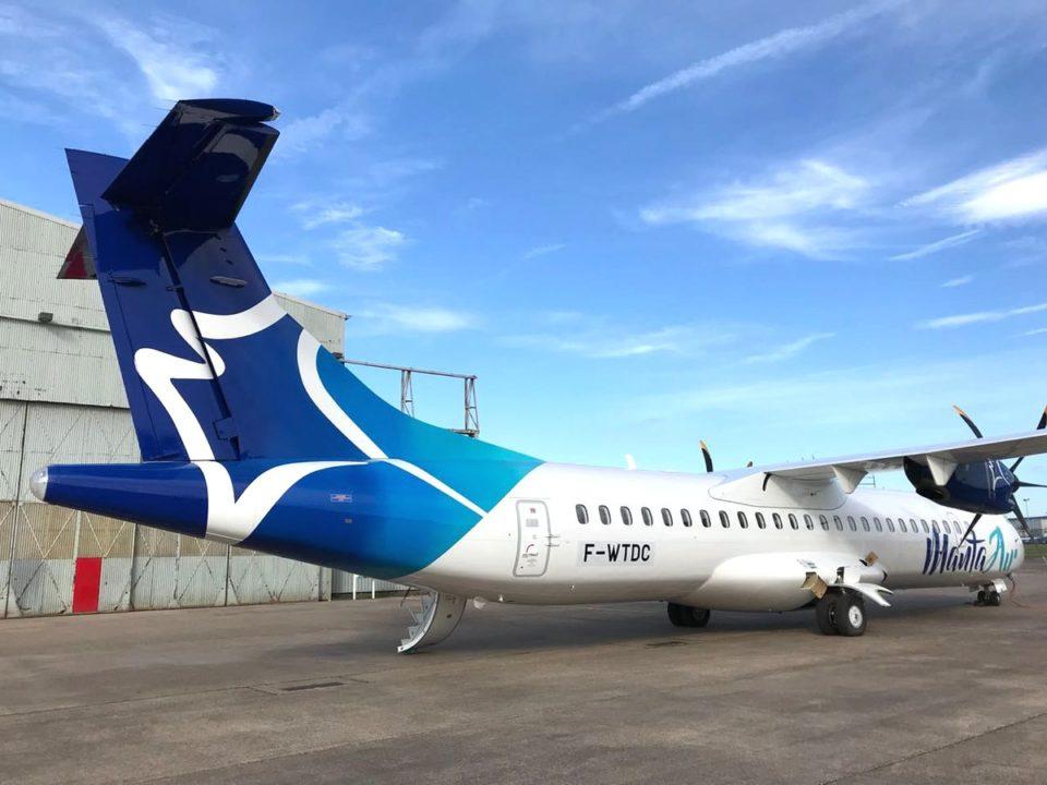 ATR 72-600 Manta Air