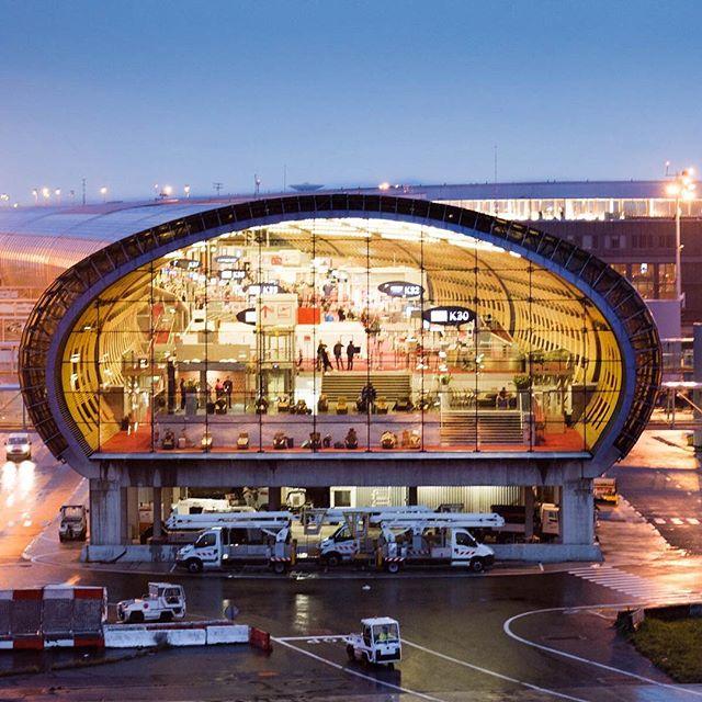 Terminal Paris CDG