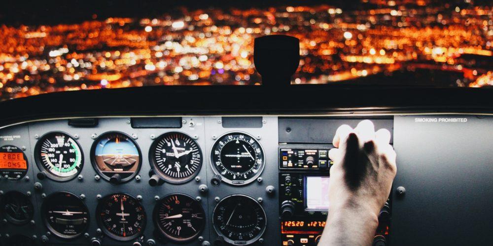 Cockpit aéronef léger