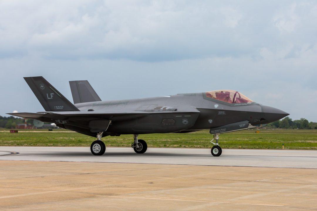 F-35A Lockheed Martin
