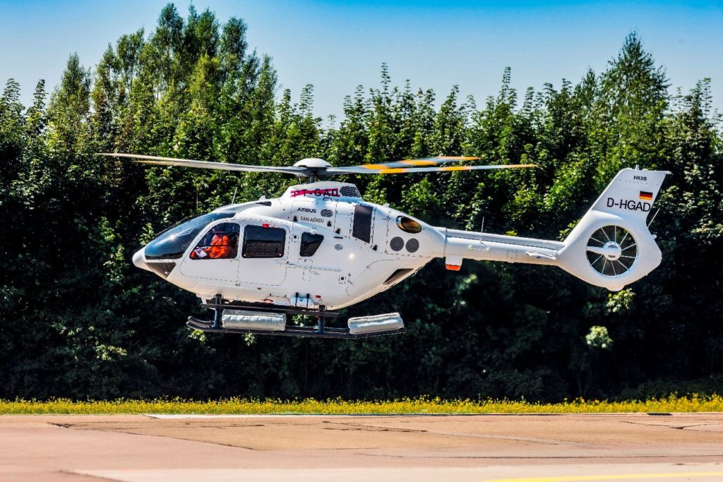 H135 Lider Brasil