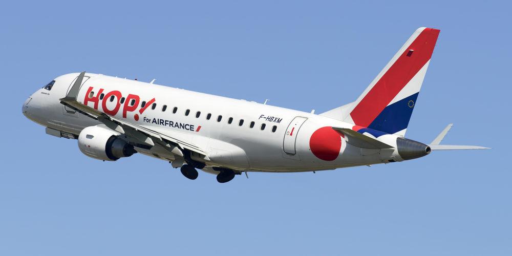 Embraer 170 HOP! Air France