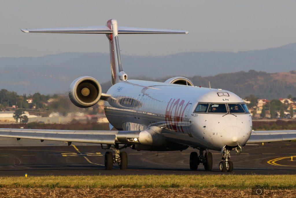 Bombardier CJR-1000 HOP8 Air France